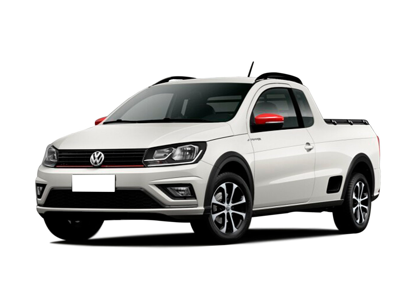 VOLKSWAGEN - SAVEIRO - 1.6 MSI PEPPER CE 8V FLEX 2P MANUAL