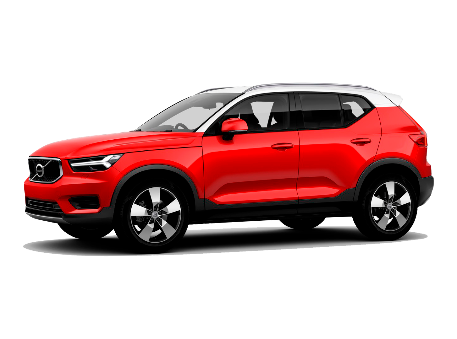 VOLVO - XC40 - 2.0 T5 GASOLINA MOMENTUM AWD GEARTRONIC