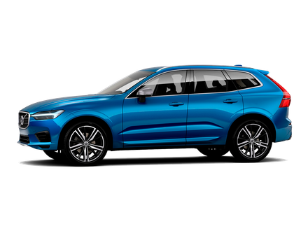 VOLVO - XC60 - 2.0 T8 HYBRID R-DESIGN AWD GEARTRONIC